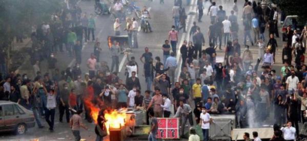 Iran e Rojhilat: si allargano le proteste