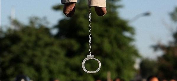 NO ALLA PENA DI MORTE….FERMATE LE ESECUZIONI IN IRAN…