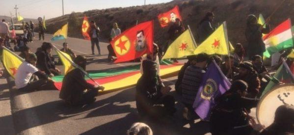 Il KDP fa sparare su una manifestazione di giovani per Afrîn