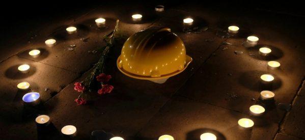 Il massacro silenzioso: 1.923 morti sul lavoro in Turchia nel 2018