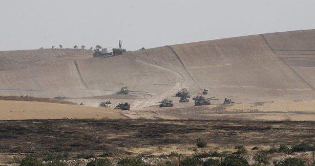 L'esercito turco massacra 40 civili a sud di Jarablus