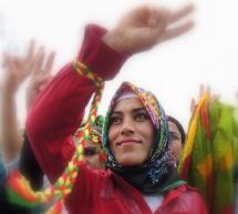 Le donne curde rilanciano lo sciopero globale dell'8 marzo