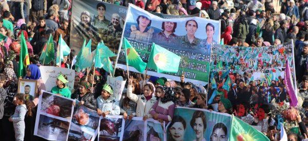 Da Managua a Raqqa, lotta agli abusi del patriarcato
