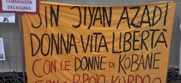Appello delle donne in sostegno al Rojava Contro l'invasione  della turchia in siria