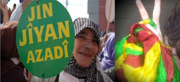 Tivoli – 8 marzo con le donne curde