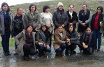 Organizzazioni delle donne curde in cammino verso Efrîn