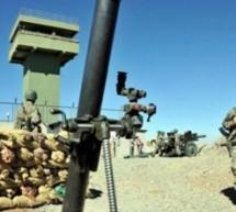 """In un anno 341 posti militari, 2.000 nuove guardie di villaggio, 820 km di strade di """"sicurezza""""."""