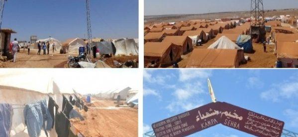 Dossier sui rifugiati che vivono ad Afrin e sulla politica dello stato turco verso di loro
