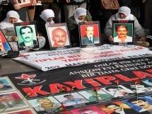 I familiari delle persone scomparse chiedono giustizia