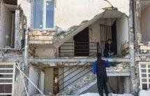 Il regime iraniano arresta vittime del terremoto