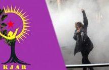 Il KJAR invita le donne a unirsi alle proteste in Iran