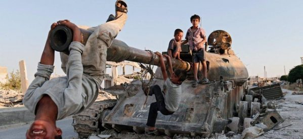 Le cicatrici di Kobane