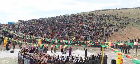 Report della delegazione a Kobane : Newroz a Kobane, ritorno a Mishtanur