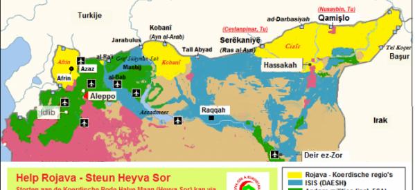 Rojava: come funzionano le comuni curde