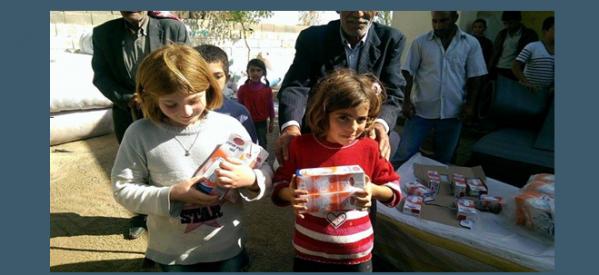 Le famiglie dei martiri hanno bisogno di forniture invernali per bambini