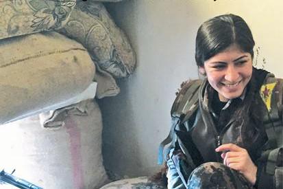 Libro: Kobane Dentro di Ivan Grozny