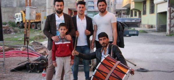Arrestati tre musicisti curdi