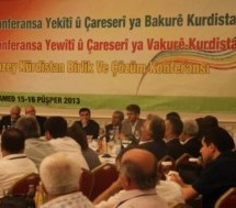 La Conferenza del Nord Kurdistan e le sue decisioni