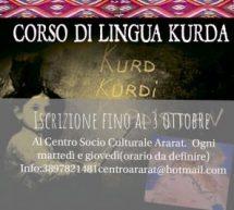 Corsi di Lingua Kurda a Roma