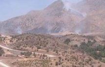 Un milione di cariche esplosive: campo minato Kurdistan