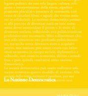 """Pubblicato l'opuscolo """"La Nazione Democratica"""" di Abdullah Öcalan"""
