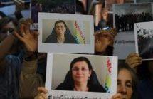 Milano CSA Vittoria Comunicato di Soliderieta' a Leyla Guven