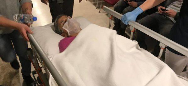 Leyla Güven in ospedale