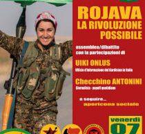 Lamezia Terme- Rojava, La rivoluzione possibile
