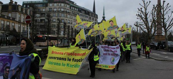 Report I:La Lunga Marcia Internazionalista continua il suo cammino