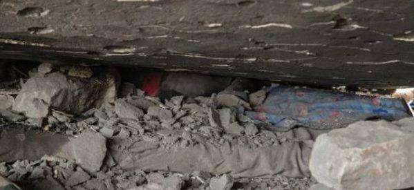 Massacro ad Afrin: Sette civili uccisi negli attacchi aerei turchi