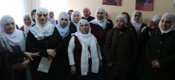 Madri per la Pace affrontano la repressione a Istanbul