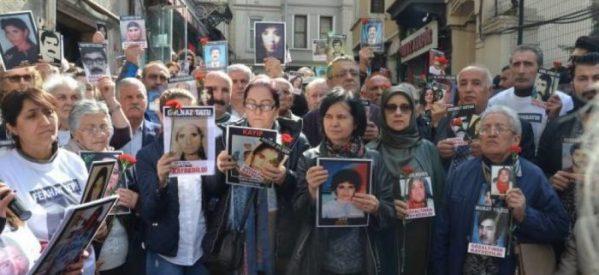 Le madri del sabato ricordano le donne scomparse