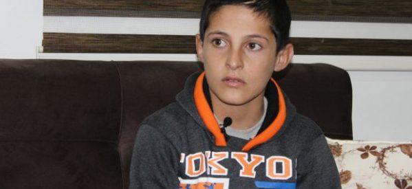 Marwan al-Yazidi, il bambino addestrato dallo Stato Isalmico a diventare attentatore suicida