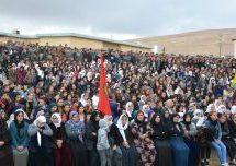 Le donne del Kurdistan bashur
