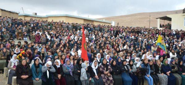 KNK: Sul massacro nel Campo Profughi (Şehîd Rustem) della città di Mexmûr – Mahmura