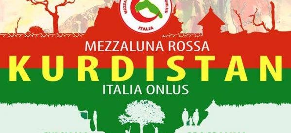 Livorno-Inaugurazione nuova sede di Mezzaluna Rossa Kurdistan Italia, 11 novembre
