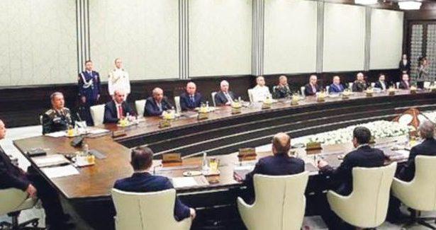 Il Consiglio per la Sicurezza Nazionale di Turchia discute un nuovo piano di invasione