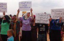 Migranti nel Rojava invitano all'azione contro gli attacchi turchi