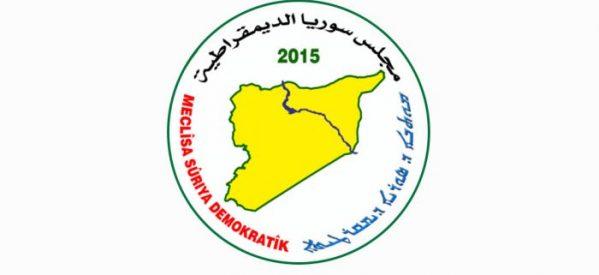 Appello della Federazione Democratica al popolo siriano