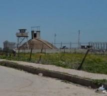 Il muro della vergogna che separa Siria e Turchia
