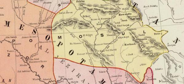 Il piano turco per Mosul