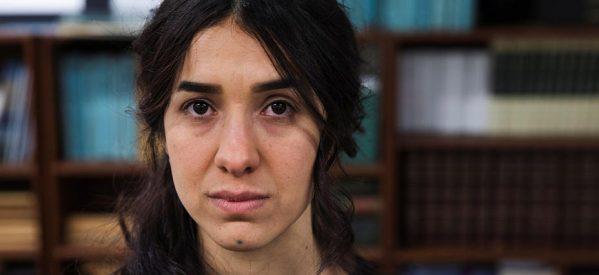 Il Nobel per la pace alla yazida Nadia Murad