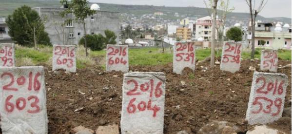 214 corpi sepolti nei cimiteri dei senza nome: I nostri figli non sono figli di nessuno