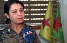 Nasrin Abdallah: Gli stati europei e la Turchia sono responsabili di crimini contro l'umanità