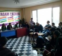 """IMPERIA-KOBANE: Servalli: """"È stato emozionante prendere lezioni  di democrazia e ugualianza dal popolo Kurdo"""""""