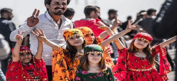 Report della Delegazione del Newroz 2018