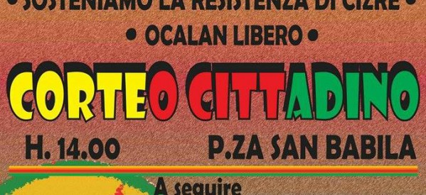 Milano-Newroz Piroz be!, il 20 marzo