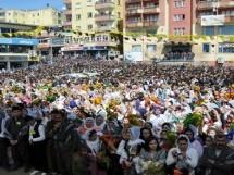 Report dalla carovana per il Newroz 2015