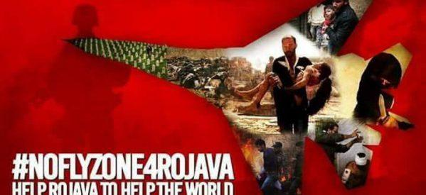 Una no fly zone per proteggere i kurdi del Rojava dai bombardieri turchi