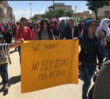 Cosa c'è dietro questa richiesta #NoFlyZone4Rojava ?